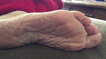 carmen sexy wrinkled soles 2