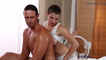 sensual massage - mona and thomas