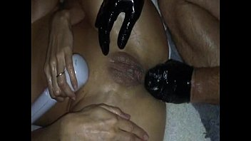 fist anal extrem session