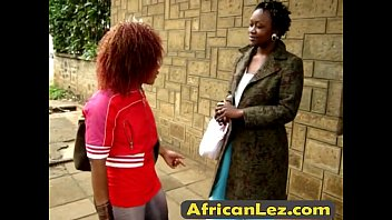 african lesbians jojo &amp_ akua foreplay in the shower