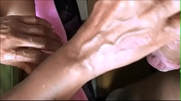 hand job jerk off