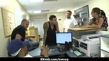 hooker gets payed and tape for.