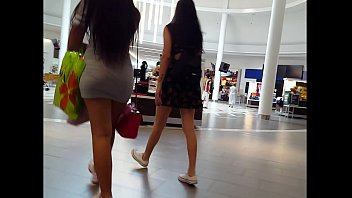 candid teen thick booty tight dress.