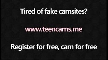 a hot amateur teens loves cum