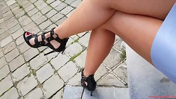 my new very sexy fetish high heels and.