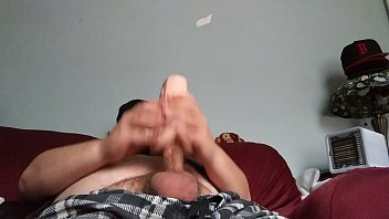 fucking my latex pussy