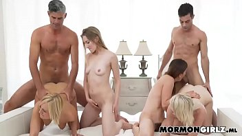religious orgy with mormon sluts