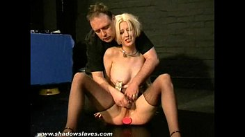 bizarre humiliation of cherry torn in painful bdsm.