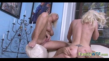 mom and daughter threesome 1242