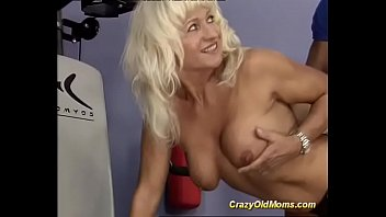 german muscle mom fucked by her.