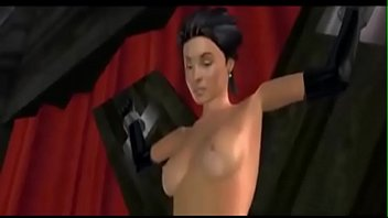 breasted 3d animation hardcore sex stage