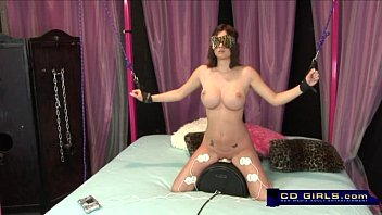 codi milo gets tied up and electroshock while.