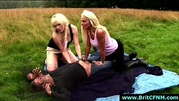 british cfnm girls catch and strip naked lucky.