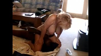 blond mature cheating and fucked by bbc cuckold.