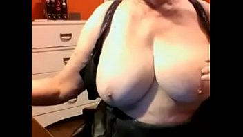 big boobs grandma