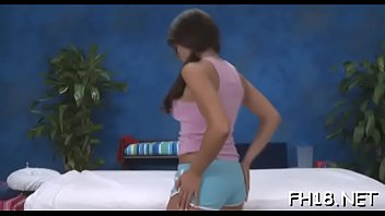 longhaired legal age teenager makes love with her.