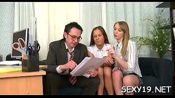 enjoyable darling is offering her twat for teacher&#039_s delight