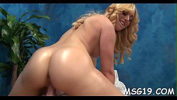 unfathomable pussy massage for babe