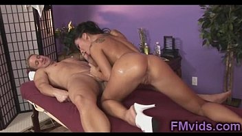 asian hottie asa akira sucking cock.