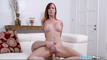 pervsonpatrol with dani jensen - schoolgirl fucked by.
