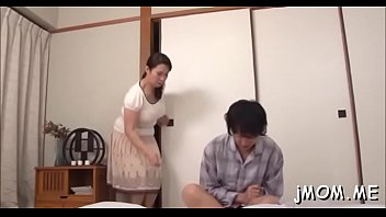 captivating asian aged gets her love muffins and.
