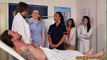 british cfnm nurses cocksucking patient