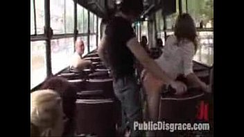 sex in a public bus