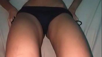 minha mulher gostosa mostrando a buceta e o cu