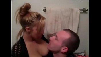 real brother fucks hot sister while they live together