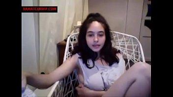 hot latina showing alien boobs in webcam - xamateurvip.com