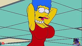 marge simpson tits
