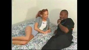 redhead anal destroy interracial