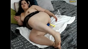 chubby latina webcam show 2