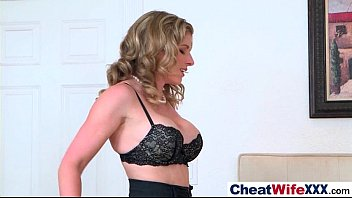 sex tape with lovely cheating mature housewife (cory.