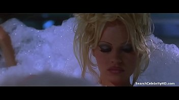 pamela anderson in barb wire (1996).