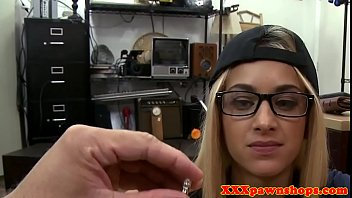spex pawnee drooling on pawnbrokers dick