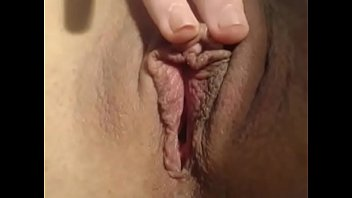 sexy blonde babe pussy extreme close-up hd on.