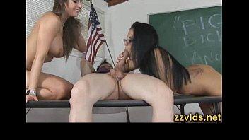 mikayla mendez and rachel roxxx threesome