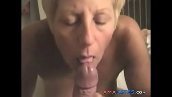 mature wife sucks husband dick! amateur.