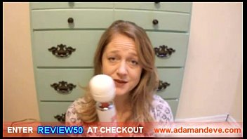 review for the adam and eve hitachi magic.