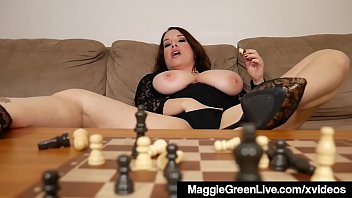 hot nympho maggie green bangs chess pieces because.