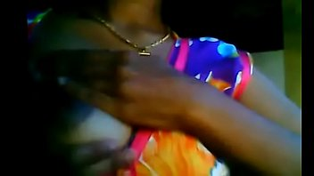 indian wife showing big boobs