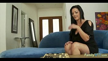 mother teaching daughter 356