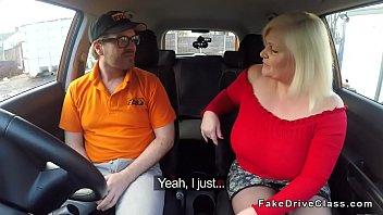 fat mature fucks in driving school.