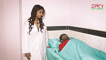 hot doctor bhabhi romance with patient.