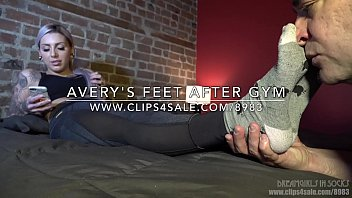 avery'_s feet after gym - dreamgirls.