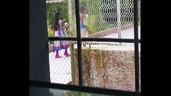 patel girl navratri neighbour