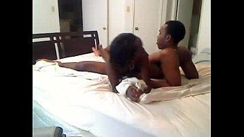 black couple homemade
