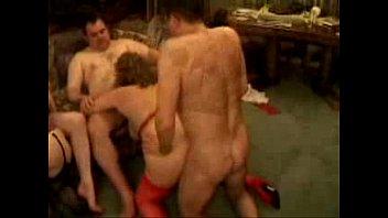 mature swingers homemade orgy part 1