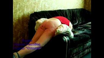 amateur russian spanking 3